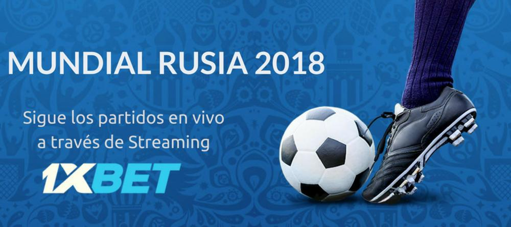 Copa Mundial 2018 Streaming En Vivo