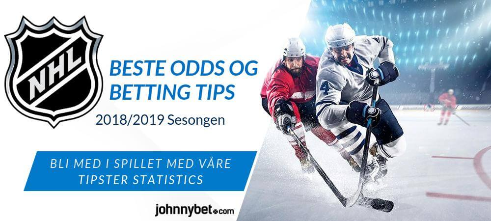 NHL Stream med Odds
