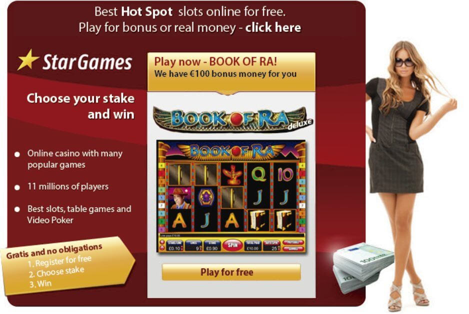 Stargames slot machines risque business slot machine online