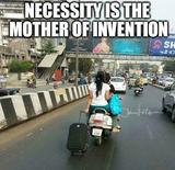 Mother of invention funny memes