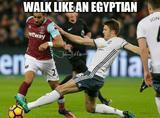 Walk like an egyptian memes