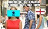 English football fans memes