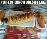 Perfect lunch memes