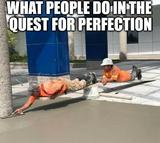 Quest for perfection memes