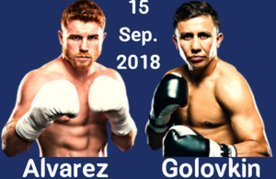 Alvarez vs golovkin predictions