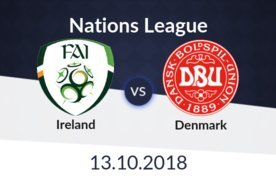Ireland vs denmark betting odds