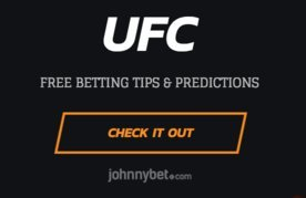 Ufc free picks betting