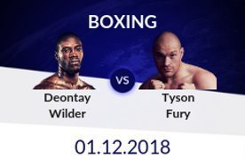 Wilder vs fury wetten