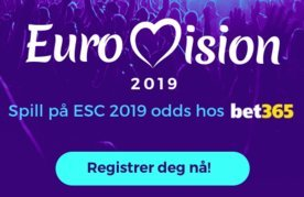 Eurovision 2019 odds tipping