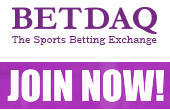 promotions code Betdaq for betting