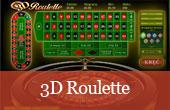 Play 3D Roulette for real money