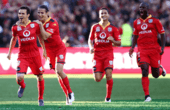 Western Sydney Wanderers FC vs Adelaide United betting odds