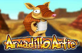 Armadillo artie slot logo small