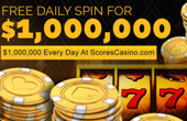 Scores Casino free spins