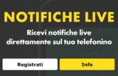 bet365 live notifiche