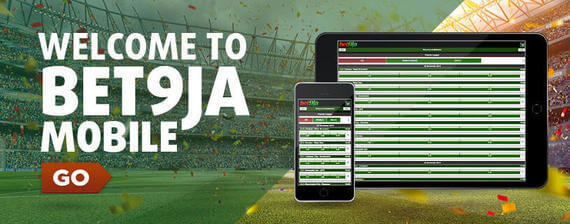 Mobile Betting at Bet9ja