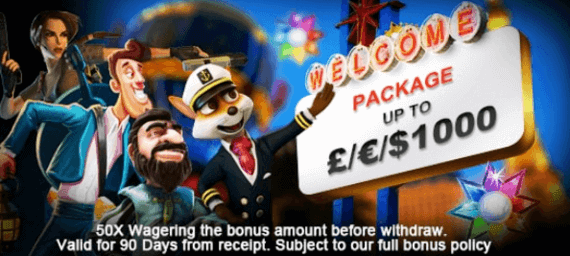 mr superplay casino welcome bonus