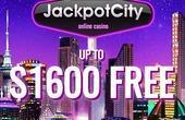 Jackpot City Casino bonus code 2018