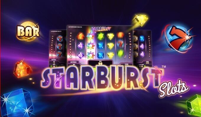 Play Starburst with bonus at bob casino