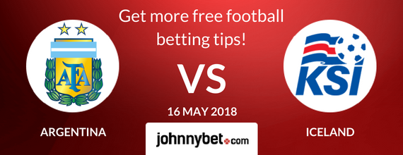 argentina vs iceland betting tips