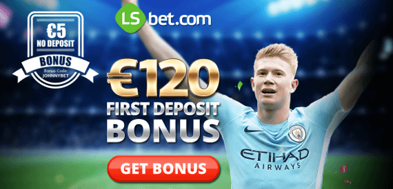 LSbet Bonus Code 2019 - Exclusive Promo up to 500 + 5 No Deposit