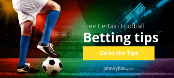 Free Football Betting Tips - Pick Of The Day - Predictions - JohnnyBet