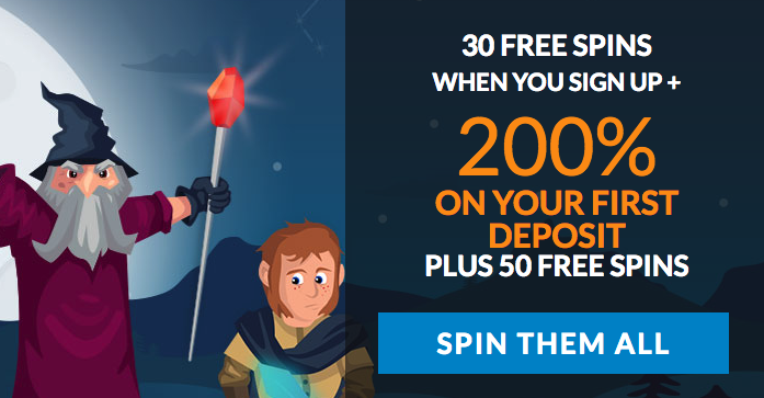 lord of the spins bonus code