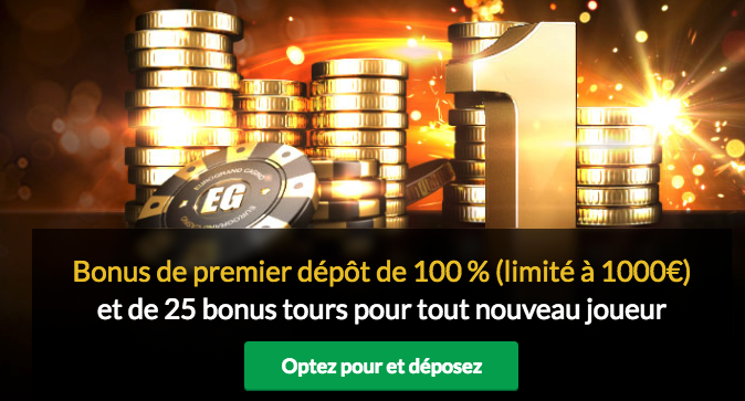 Site Eurogrand avec promotions