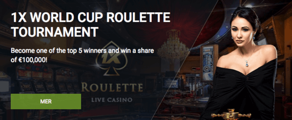 1x world cup roulette tournament 1xbet