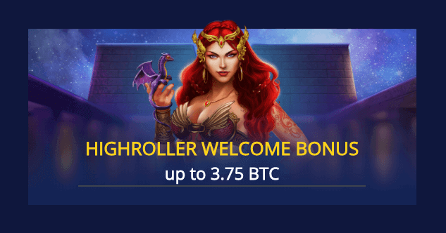 Betchain Casino Highroller Welcome Promotion