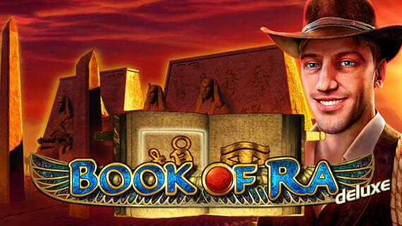 Play Book of Ra deluxe slot machine game Gametwist casino online