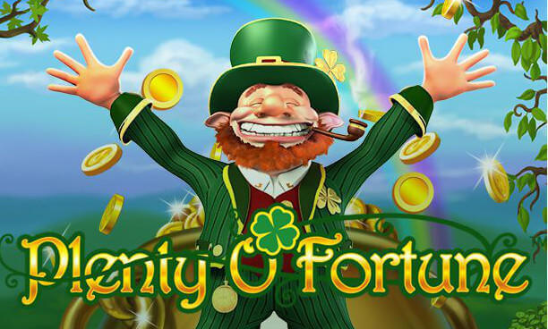 Play Plenty O'Fortune online slots at Casino.com