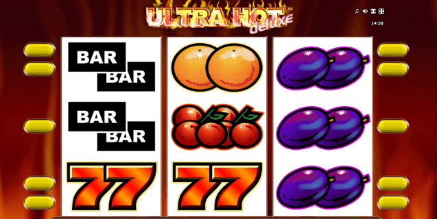 Play Ultra Deluxe Gameplay at Energy Casino